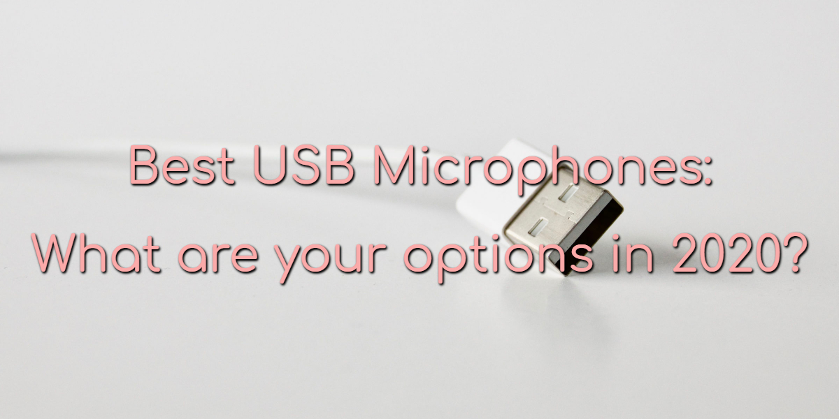 Best USB microphones - reviews